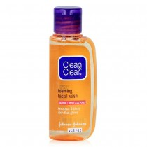 Clean & Clear Facial Wash - Foaming 100 gm Pack