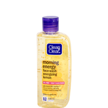 Clean & Clear Face Wash - Energizing Lemon 100 ml