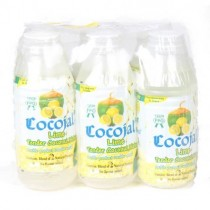 Cocojal Tender Coconut Water - Lime Flavour