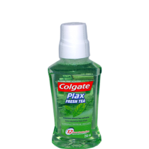 Colgate Plax - Fresh Tea Mouth Wash 60 ml Bottle