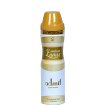 Creation Lamis Deodorant Body Spray - Admit Pour Femme (for Women) 200 ml