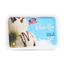 Dairy Day Ice Cream - Vanilla Classic