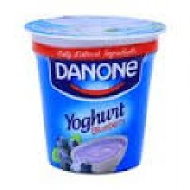 Danone Yoghurt - Blueberry