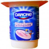 Danone - Yogurt Strawberry