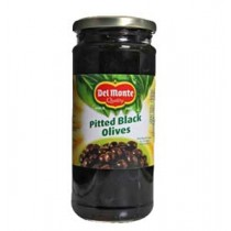 Del Monte Black Olives - Pitted