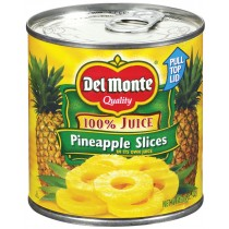 Del Monte - Pineapple Sliced