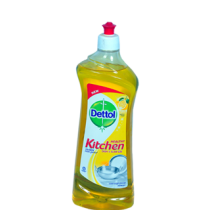 Dettol - Dish Wash Liquid Lemon 200 ml