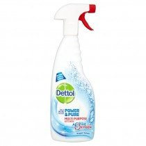 Dettol - Power & Pure Kitchen 750 ml