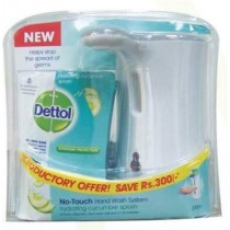 Dettol No-Touch Hand Wash System - Hydrating Cucumber Splash