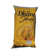 Dhara - Health Sunflower Oil