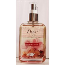 Dove - Elixir Nourish Shine Oil Hibiscus & Argan Oil 90 ml Bottle