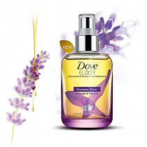 Dove Elixir Hair Oil - Dryness Care with Lavender & Olive 90 ml Bottle