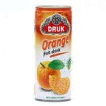 Druk Fruit Drink - Orange