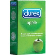 Durex Condoms - Apple Flavoured