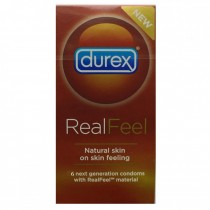 Durex Condoms - Love Sex Real Feel