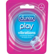 Durex Play Vibration - Sensational Vibrations for both of you