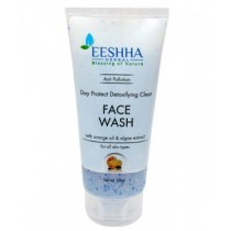 Eeshha Face Wash - Day Protect Detoxifying Anti Pollution 100 ml