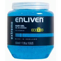 Enliven - Extreme Hair Gel 500 gm Pack