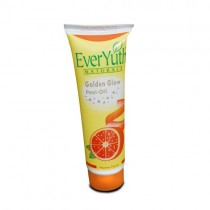 Everyuth Home Facial Cream - Golden Glow Peel Off 72 gm Pack