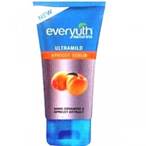 Everyuth Utra Mild Scrub - Apricot 50 gm Pack