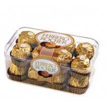 Ferrero Rocher - Chocolate Hazelnut 16 Pcs Pack
