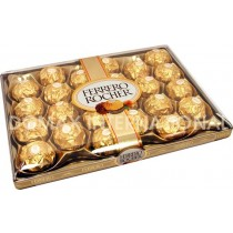 Ferrero Rocher - Chocolate Hazelnut 24 Pcs Pack