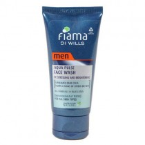 Fiama Di Wills Face Wash - Aqua Pulse for Men 50 ml pack