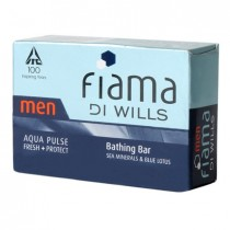 Fiama Di Wills - Aqua Pulse Soap 100 gm Pack