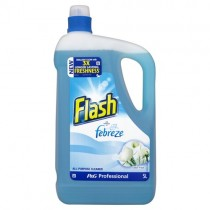 Flash - All Purpose Cleaner Cotton Fresh With Febreze (6 X 1 lt pack)