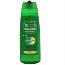 Garnier Fructis - Shampoo & Oil 2 in 1, 175 ml Bottle