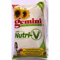 Gemini Refined Oil - Sunflower with Nutri-V