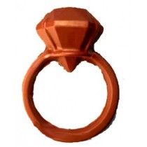 Ghasitaram - Chocolate Diamond Ring 200 gm