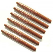 Ghasitaram - Set Of 6 Chocolate Cigars (50 gm Pack)