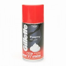 Gillette - Fat Foamy Regular 11 Oz