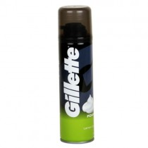 Gillette - Lemon Lime Foam 196 gm pack