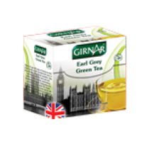 Girnar Earl Gray Green Tea