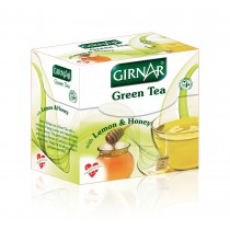 Girnar Green Tea With Lemon &Honey