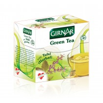 Girnar Green Tea With Tulsi