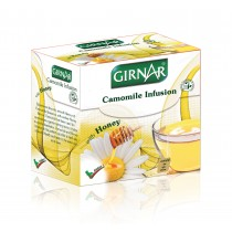 Girnar Tea Bag With Honey Camomile Infusion