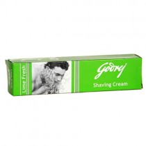 Godrej Shaving Cream - Lime Fresh 70 gm Pack