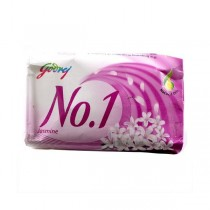Godrej No. 1 - Jasmine Soap (4 X 100 gm Pack)