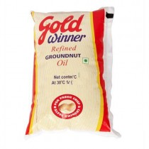 Gold Winner Refined Oil - Groundnut