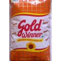 Gold Winner Refined Oil - Sunflower