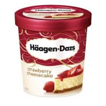 Haagen-Dazs Ice Cream - Strawberry Cheesecake