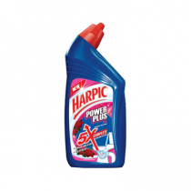 Harpic Toilet Cleaner - Power Plus (Rose) 500 ml
