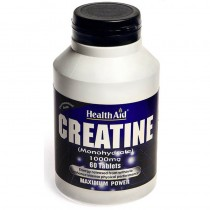 Health Aid Creatine (Monohydrate) - 1000mg