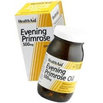 Health Aid Evening Primrose Oil - (with Vitamin E)