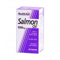 Health Aid Salmon Oil - 1000mg
