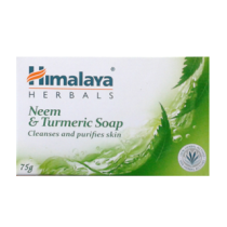 Himalaya - Neem Turmeric Soap 75 gm Pack