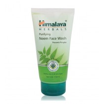 Himalaya - Purifying Neem FaceWash 50 gm pack